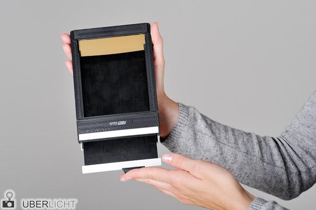 Loading sheet film holders tutorial