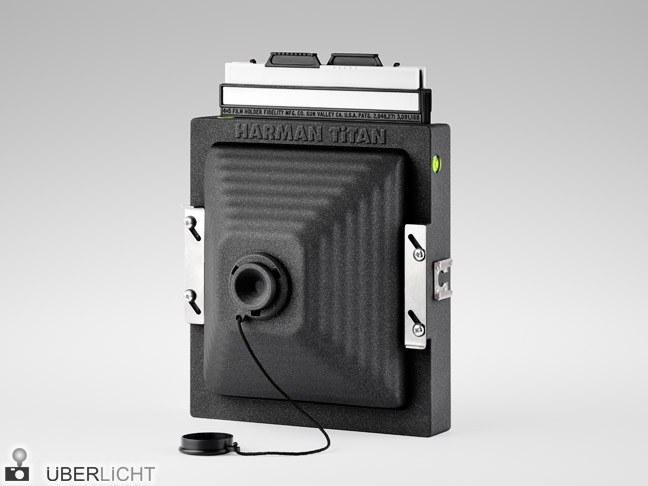 Ilford Harman Titan Pinhole Camera 4x5 Large Format